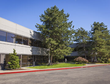 12600 Building - Factoria - Medical Office Space - Sterling Realty Organization