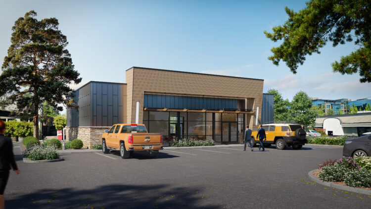 Factoria Commons - Retail Space - Sterling Realty Organization