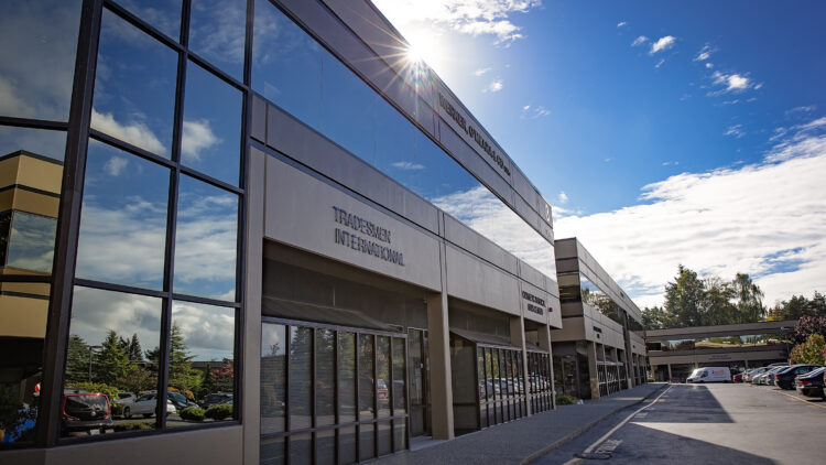 Alderwood Business Campus - Office Suites - Sterling Realty Organization