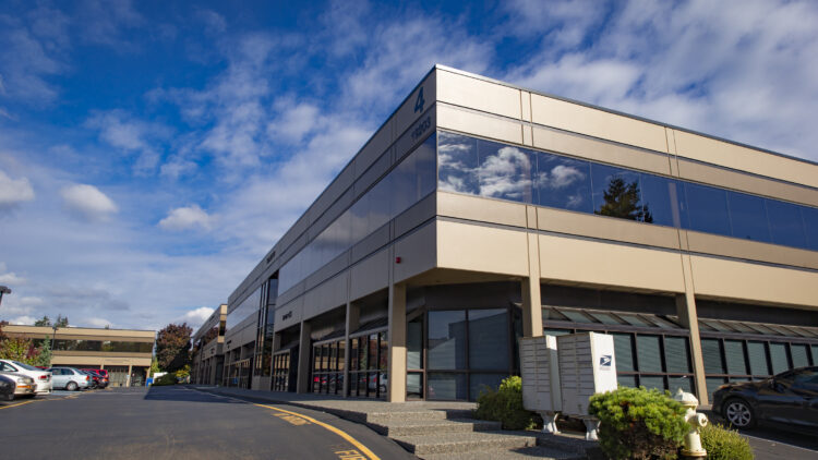 Alderwood Business Campus - Stree View - Sterling Realty Organizaion