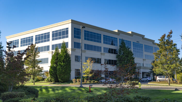 East Campus Business Park - Exterior Side View - Sterling Realty Organization