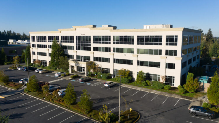 East Campus Business Park - Federal Way - Sterling Realty Organization