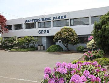 Professional Plaza - Tukwila WA - Sterling Realty Organization