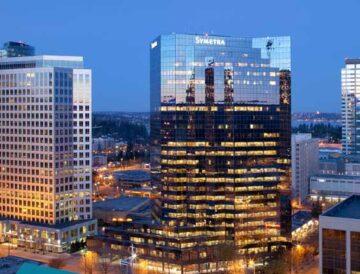 Symetra Center - Bellevue Skyline - Sterling Realty Organization