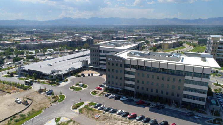 Towne Ridge Center - Office Lease Available - Aerial View - Sterling Realty Organization