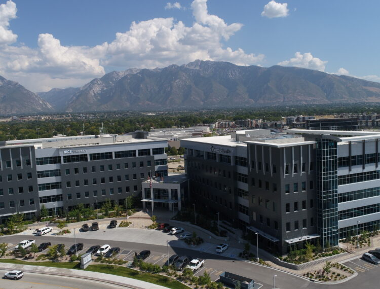 Towne Ridge Center - Sandy Utah Office Space For Lease - Sterling Realty Organization