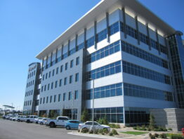 Towne Ridger Center - Parking Area - Sterling Realty Organization