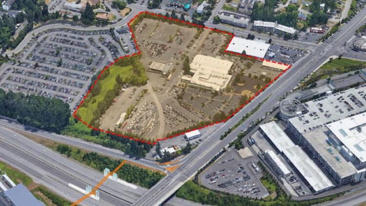 Tukwila - Aerial Map - Sterling Realty Organiation